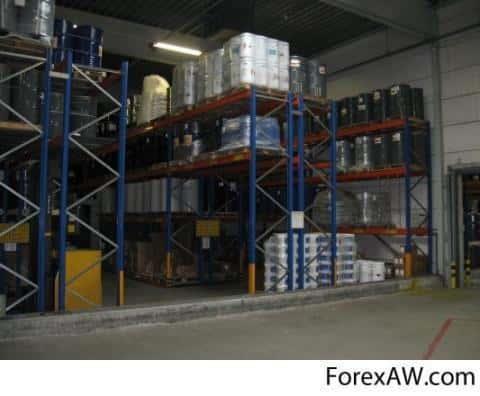 Причины использования складов