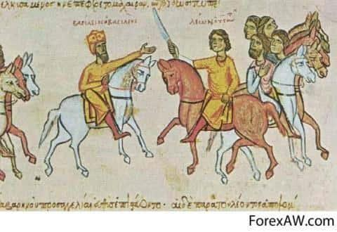 Император Византии Лев VI