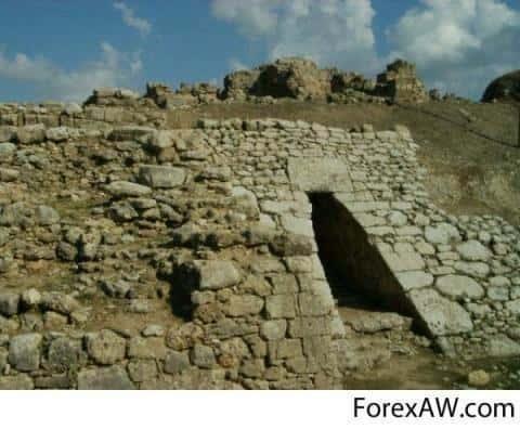 Древний город Угарит