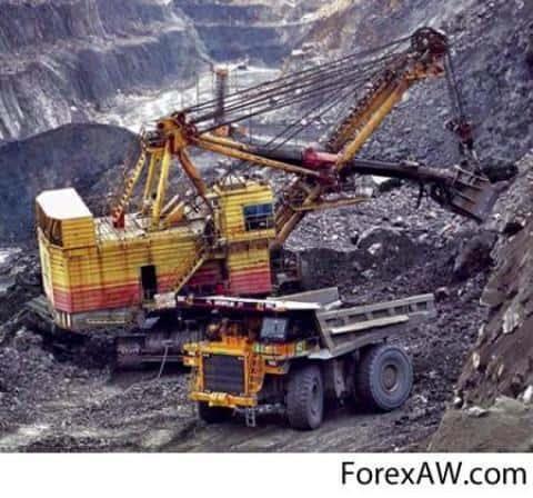 Извлечение полезных ископаемых
