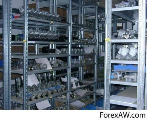 Организация складских поставок