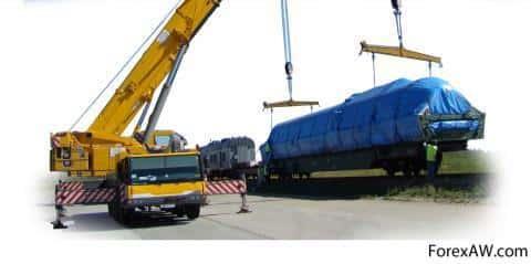 Реализация принципа доставки грузов