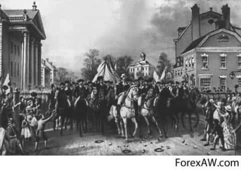 Война английских колоний в Америке
