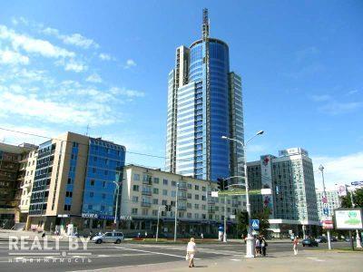 Бизнес-центр в Минске на Немиге