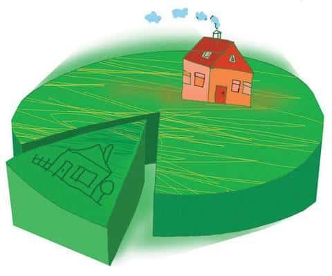 При покупке участка земли редко оговаривается момент, для чего именно покупается данный участок