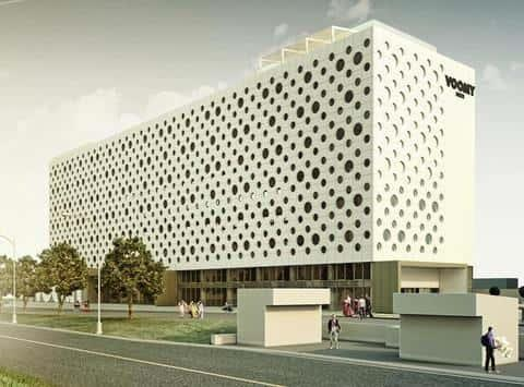 При строительстве офисных помещений, важным фактрм является близость к бизнес районам города