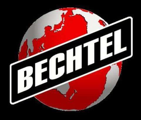 Фирменный логотип крупнейшей американской инженерно-строительной корпорации Bechtel
