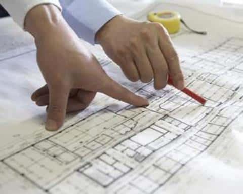 Далее следует непосредственный этап проектирования объекта девелопмента с привлечением специалистов