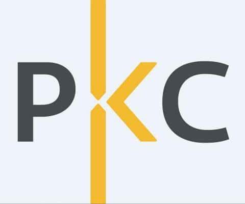 Фирменный логотип строительной компании РКС Девелопмент