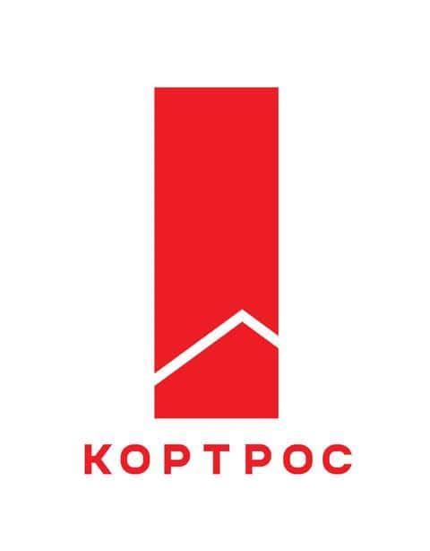 Фирменный логотип группы девелоперских компаний КОРТРОС