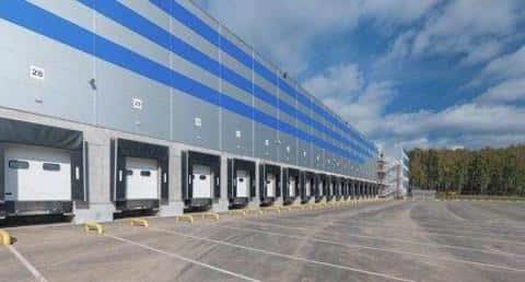 Большой популярностью пользуются склады, расположенные на расстоянии до 100 км от Москвы