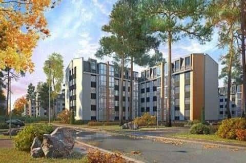 При строительстве жилой недвижимости, очень важно место, выбранное под проект