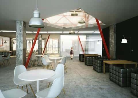 Офисные здания после полного завершения девелоперского проекта могут просто здаватся в аренду, а могут продаваться