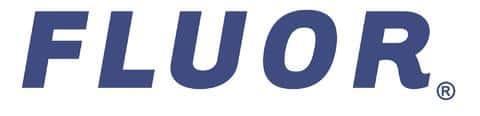 Фирменный логотип американской девелоперской компании Fluor Corp