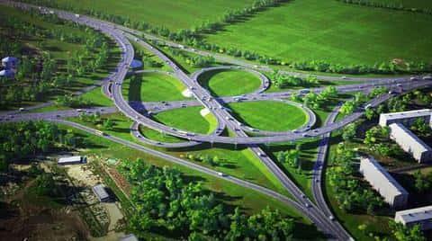 Большое значение для загародной недвижимости будет иметь наличие дорого и транспортных развязок