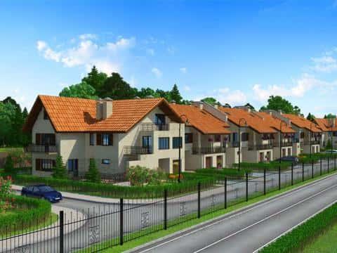 Большим спросом в последнее время пользуется недвижимость за городом, как жилая, так и нежилая