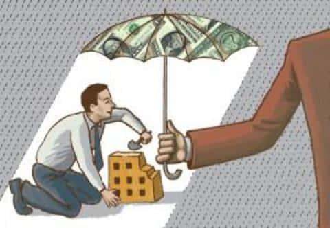 Страховая компания должна быть уверена в защите по зпконодательству своих прав перед застройщиком