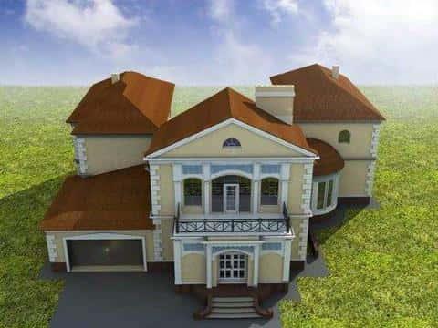 В первую очерередь выделяют девелопмент жилой недвижимости частных или многоквартирных домов