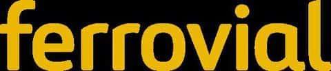 Фирменный логотип испанской строительной компании Ferrovial