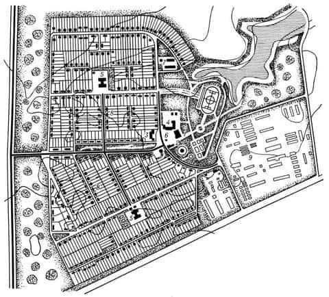 Строительство девелоперсокго объекта не должно в целом противоречить генеральному плану застройки
