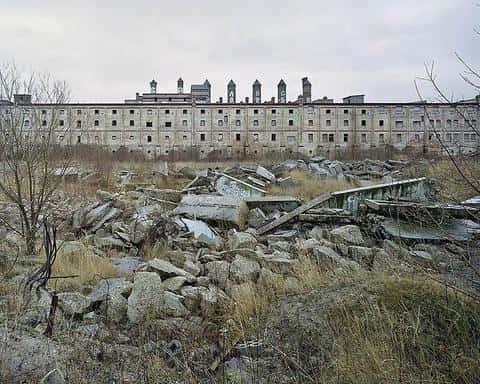 Особенно редевелопмент популярен в тех городах, из которых производство ушло, а здания остались
