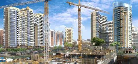 Большой потенциал для инвестирования в России представляет собой строительство жилых домов