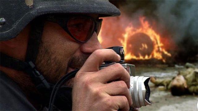 Военный фотограф