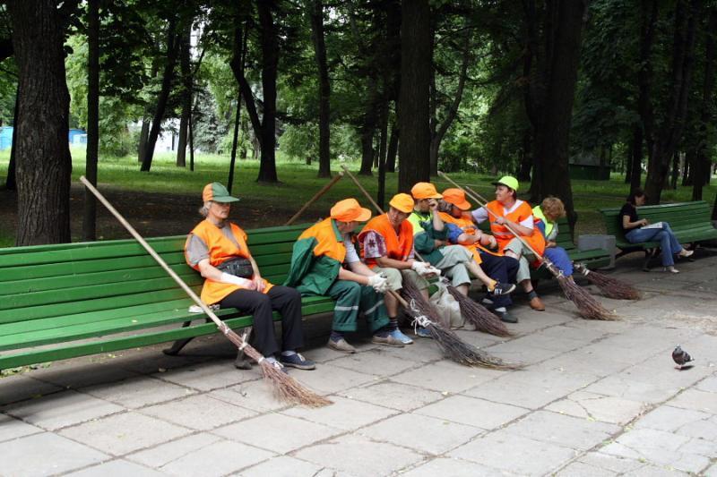работа дворника в Беларуси
