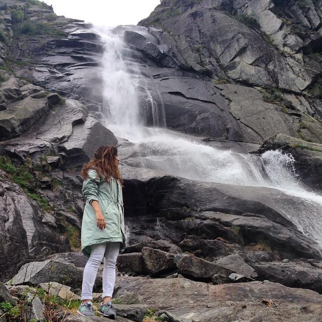 ja i vodopad