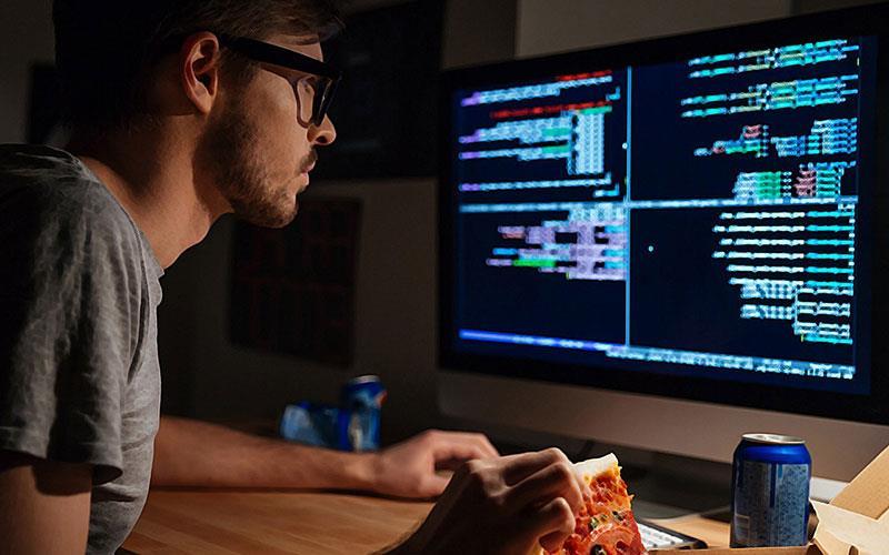 Программирование, web-дизайн, создание приложений и программ