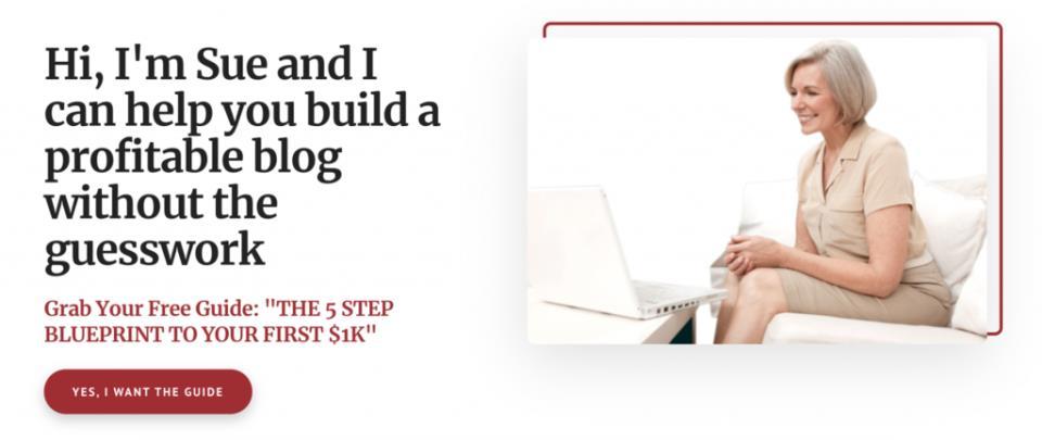 Главная Страница Блога Сью Данлеви