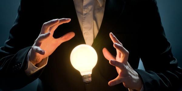 Лампочка. Электричество. Энергия