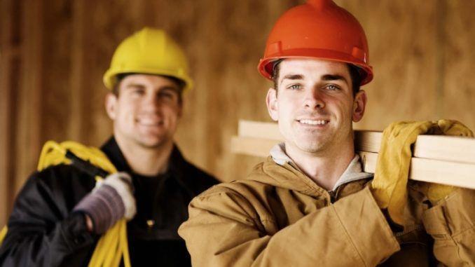 Классификация строительных рабочих