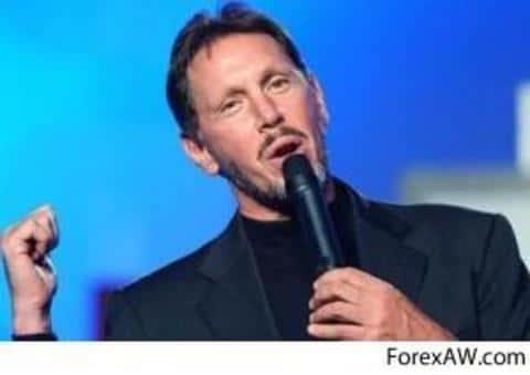 3. Oracle — топ менеджер Лоуренс Эллисон