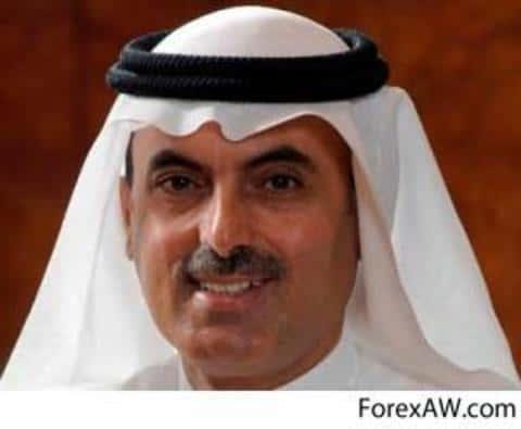 8. Mashreq — топ менеджер Абдул Азиз Аль Гурейр