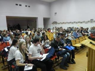 30 октября 2018 года в поселке Ува прошел фестиваль «Мир ИТ-профессий»