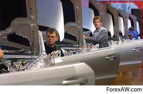 рабочий персонал Chrysler