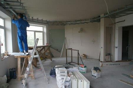 Бизнес по ремонту квартир