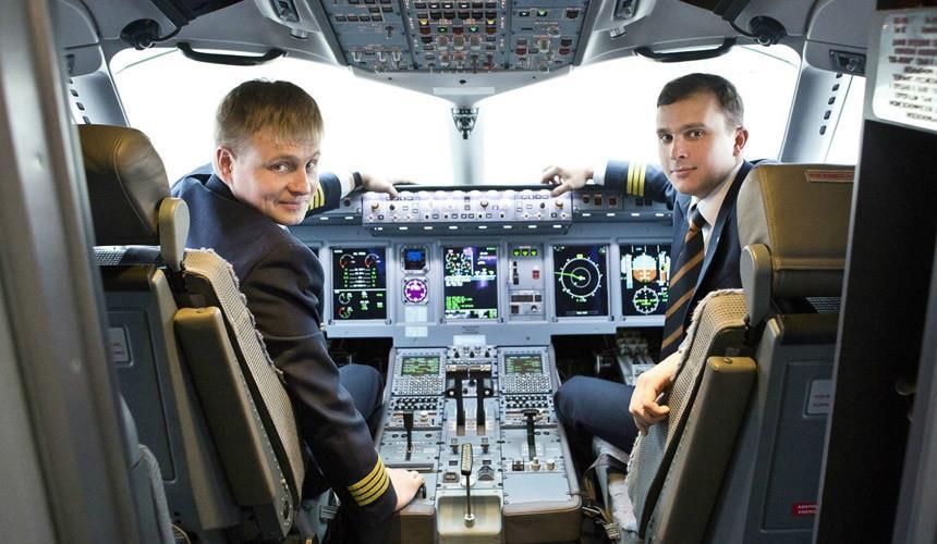 сколько зарабатывают пилоты аэрофлота