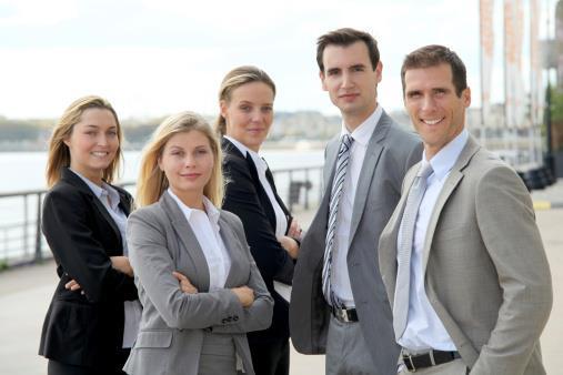 Во многих сферах бизнес женщины добились такого же влияния, как и мужчины!