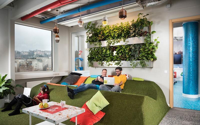 Офис Google в Будапеште