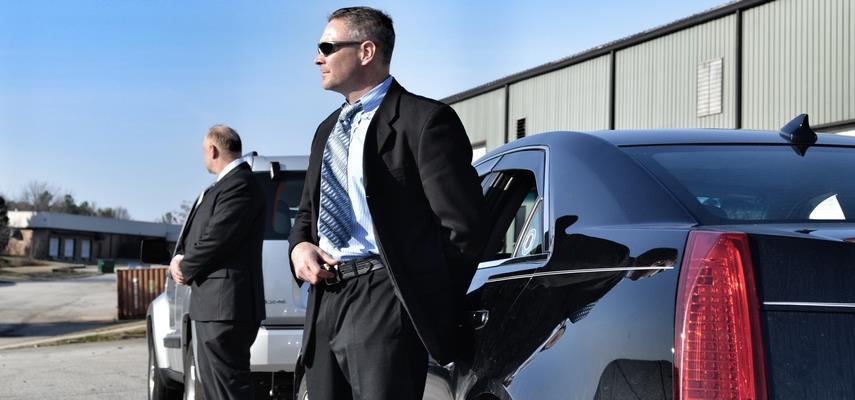 Как стать телохранителем: секреты профессии