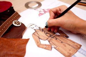 Как стать известным дизайнером одежды и заработать на этом?