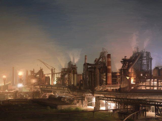 История металлургии в России