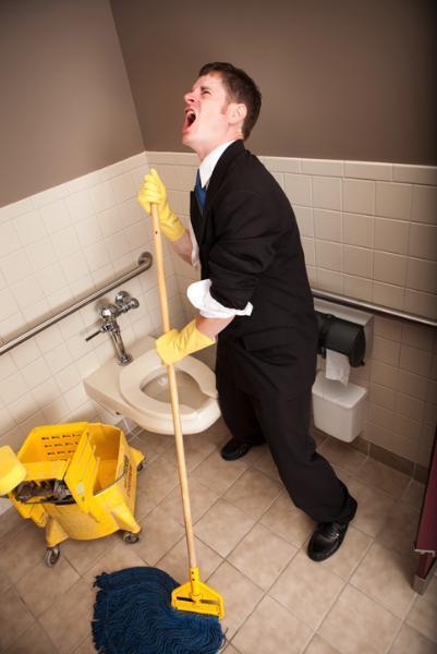 Стыдно ли работать уборщицей? А депутатом?