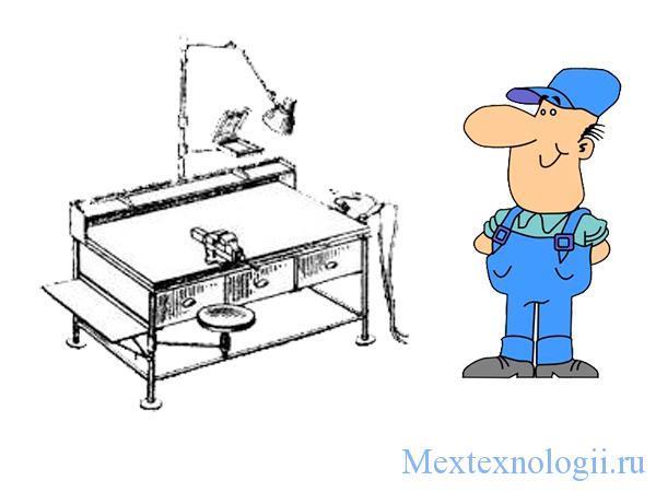 Что делает слесарь инструментальщик на предприятии