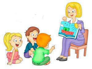 стихи про профессию воспитатель детского сада