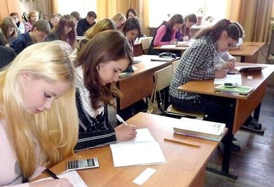 выбор професси старшекласниками