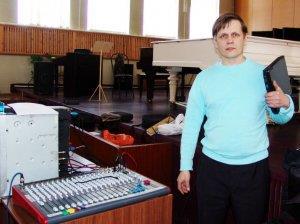Олег Красовский. Фото из личного архива
