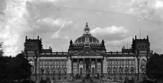 Рейхстаг. 1920 г.